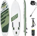 Möbelix Stand-Up Paddle Board Kahawai L: 310 cm Grün/Weiß