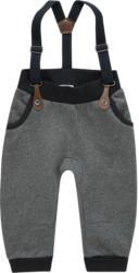 Baby Jogginghose mit Hosenträgern (Nur online)