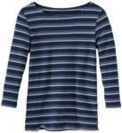 NKD Damen-Shirt mit modischen Streifen - bis 23.01.2021