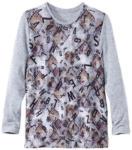 NKD Damen-Sweatshirt mit stylischem Buchstaben-Druck, große Größen - bis 23.01.2021