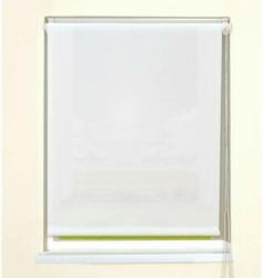 Rollo-Mini-TL Klebe/Klemm, weiß, ca. 45 x 150 cm