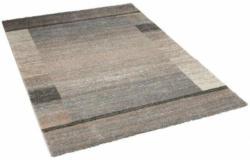 Teppich Rio ca. 80 x 150 cm grau/braun