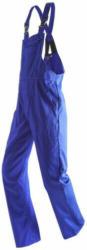 Herren-Arbeits-Latzhose royalblau Größe 50