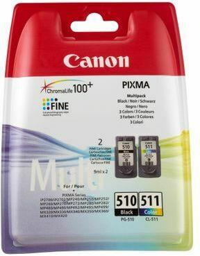 Canon PG510|CL511 Multi Pack je 9ml 1x2