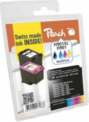 Tinte Peach HP Nr.901XL|901 Multipack PI300-401 BLISTER