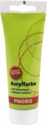 PAGRO Acryl-Farbe 100 ml blattgrün