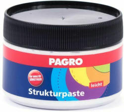 PAGRO Strukturpaste 250 ml leicht