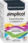 """Pagro SIMPLICOL Textilfarbe """"Expert"""" 150g mitternachtschwarz"""