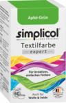 "Pagro SIMPLICOL Textilfarbe ""Expert"" 150g apfelgrün"