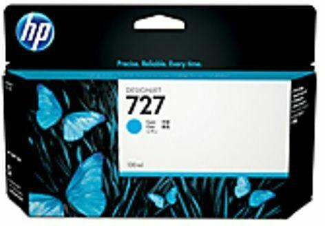 HP Ink Nr.727 cyan 130ml