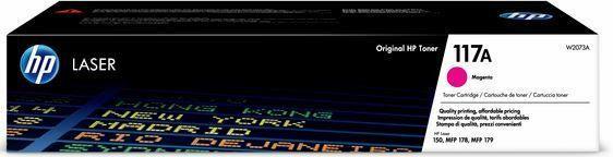 HP Toner Cartridge Nr.117A mag. 700 Seiten