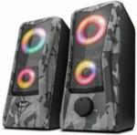 Pagro Trust GXT 606 JAVV RGB 2.0 Speaker Set