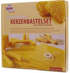 PEBARO Bienenwaben-Kerzenbastelset