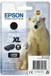 Epson Claria Premium Ink Nr.26XL black