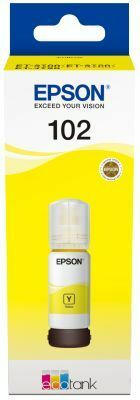 Epson EcoTank Ink bottle Nr.102 yell.