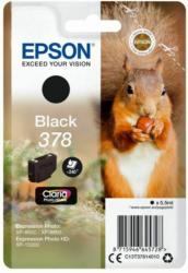 Epson Clara Photo HD Ink Nr.378 black