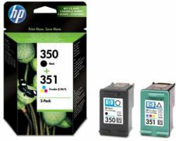 HP Ink Nr.350 + Nr.351