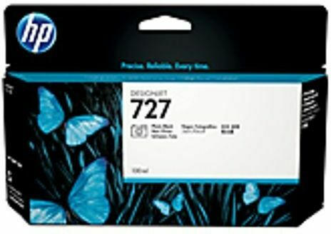HP Ink Nr.727 photo black 130ml