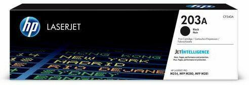 HP LJ Cartridge Nr.203A black 1,4K