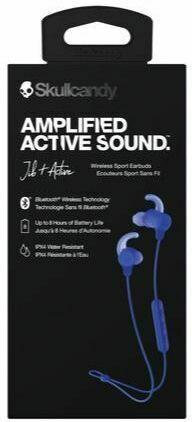 Skullcandy JIB+ ACTIVE WIRELESS BLUE|BLACK