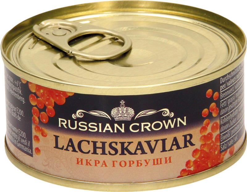 Lachskaviar (Oncorhynchus)