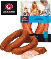 Brühwurst nach Krakauer Art mit Kartoffelstärke, geräuchert
