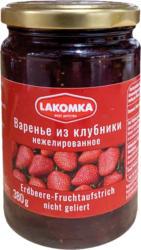 Erdbeere-Fruchtaufstrich, nicht geliert