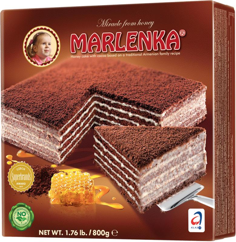 Milchkakao-Torte