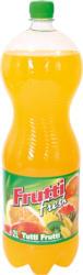 Kohlensäurehaltiges Erfrischungsgetränk mit Zugabe von Mehrfruchtsaft