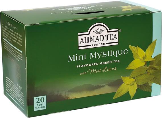 Tee AHMAD Grün mit Pfefferminze 20 Bt. X 2g