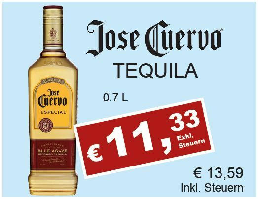 Jose Cuerva Tequila