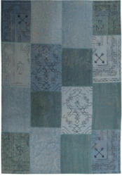 """Vintage-Teppich """"Lyrical 210"""" Multi/Blau, 160x230cm 160x230 cm"""