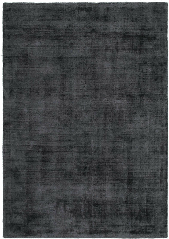 "Vintage-Teppich ""Bangladesh - Dhaka"", graphit 200x290 cm"