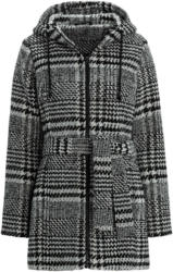 Damen Mantel mit Karomuster (Nur online)