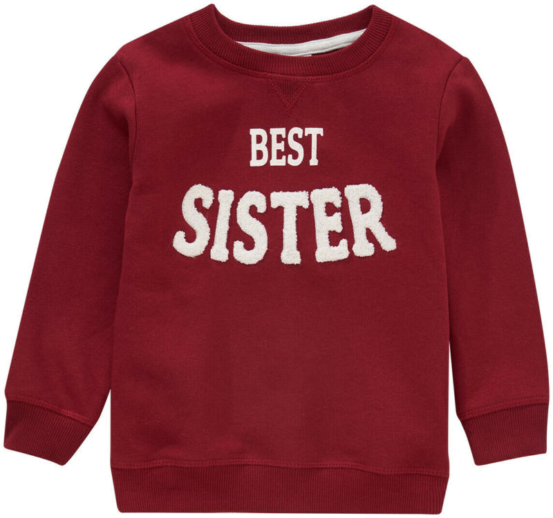 Mädchen Sweatshirt mit Message-Print (Nur online)