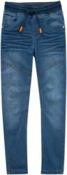 Jungen Pull-on-Jeans mit Used-Waschung (Nur online)