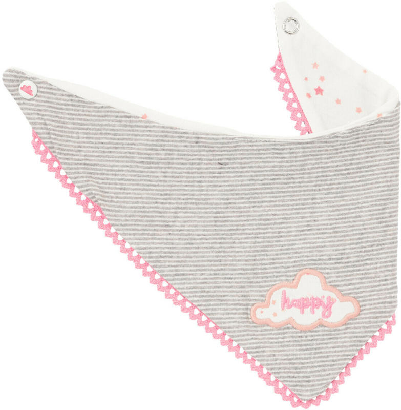 Baby bandana mit Spitze (Nur online)