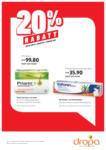 DROPA Drogerie Apotheke Gundelitor 20% Rabatt - au 07.02.2021