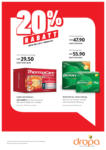 DROPA Drogerie Baden 20% Rabatt - bis 21.02.2021
