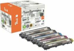 Peach Combi Pack Plus, compatibile con Brother TN-242