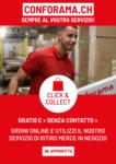 Conforama CLICK & COLLECT - al 01.03.2021