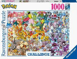 RAVENSBURGER Pokémon Puzzle, Mehrfarbig