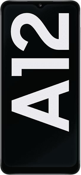 SAMSUNG GALAXY A12 64 GB Weiß Dual SIM