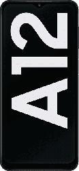 SAMSUNG GALAXY A12 64 GB Schwarz Dual SIM
