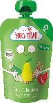 dm-drogerie markt FruchtBar Quetschbeutel, Birne-Gurke-Dinkel recycelbar, ab dem 6. Monat