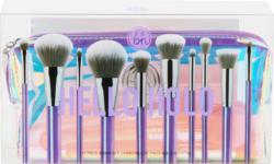 BH Cosmetics Pinselset Hello Holo - 10-teilig