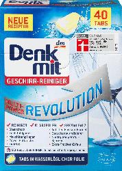 Denkmit Spülmaschinen-Tabs Multi-Power Revolution
