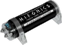 HIFONICS HFC1000 - Condensateur tampon (Noir)