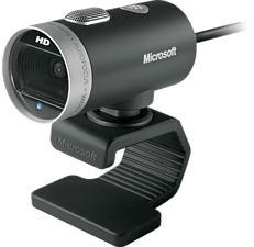 MICROSOFT LifeCam Cinema - Webcam (Nero/Argento)