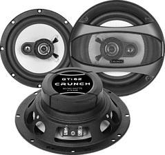 CRUNCH GTi62 - Haut-parleur encastrable (Noir)